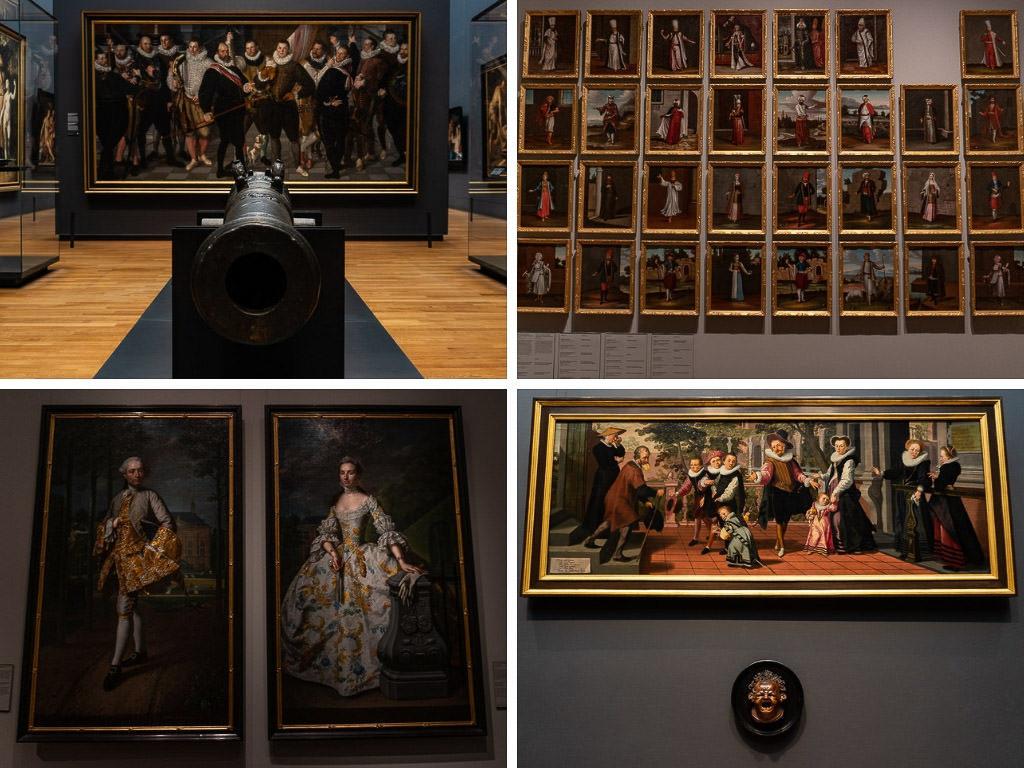 art at Rijksmuseum in amsterdam