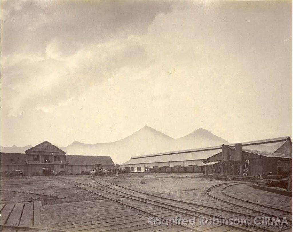 Estación Puerto de Champerico