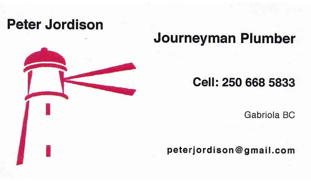 Peter Jordison Plumber