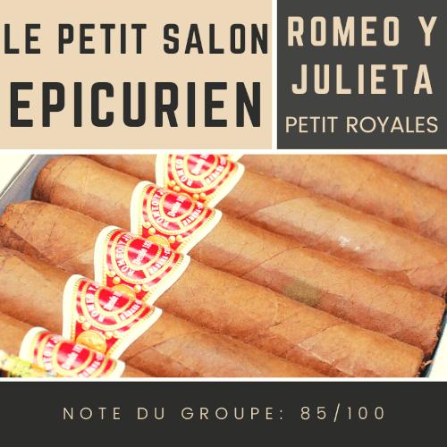 Romeo y Julieta Petit Royales