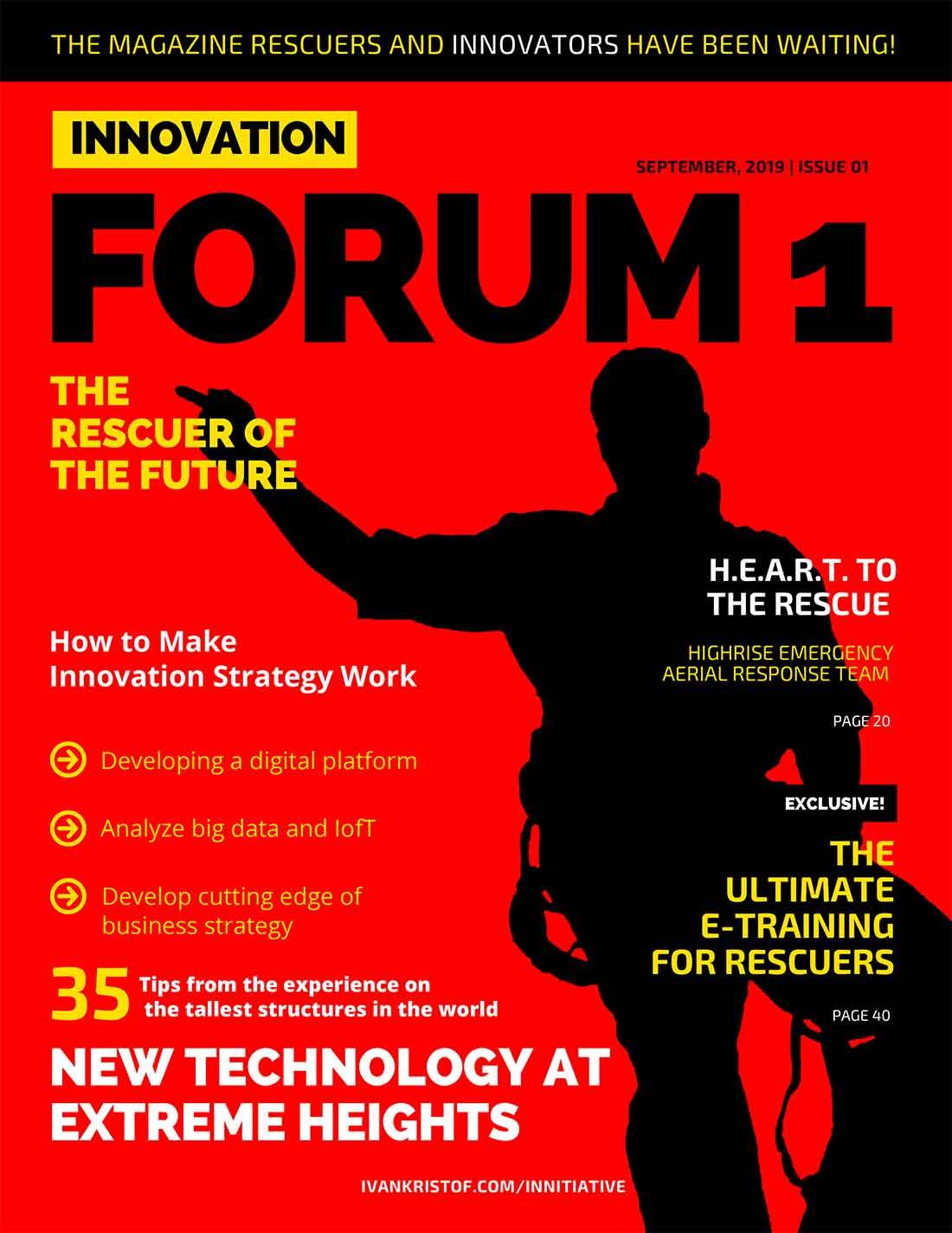 The Innovation Forum Magazine
