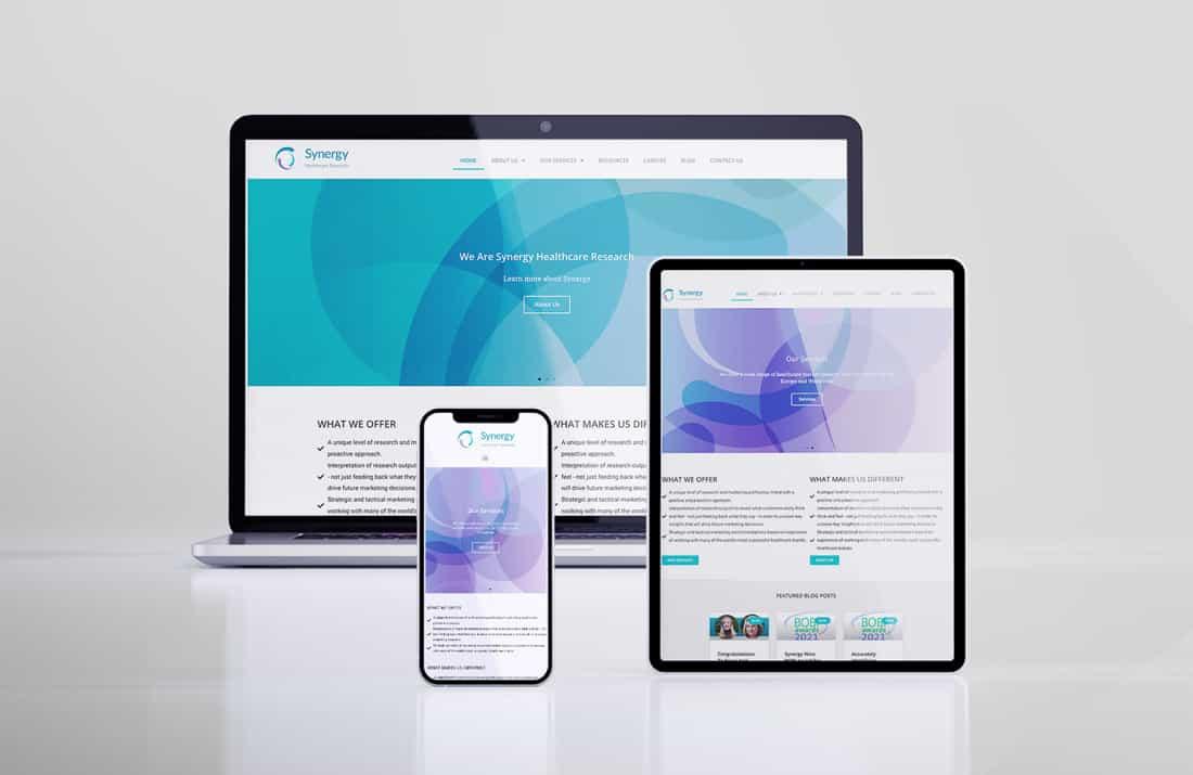 Synergy Healthcare Market Research Suki Marketing