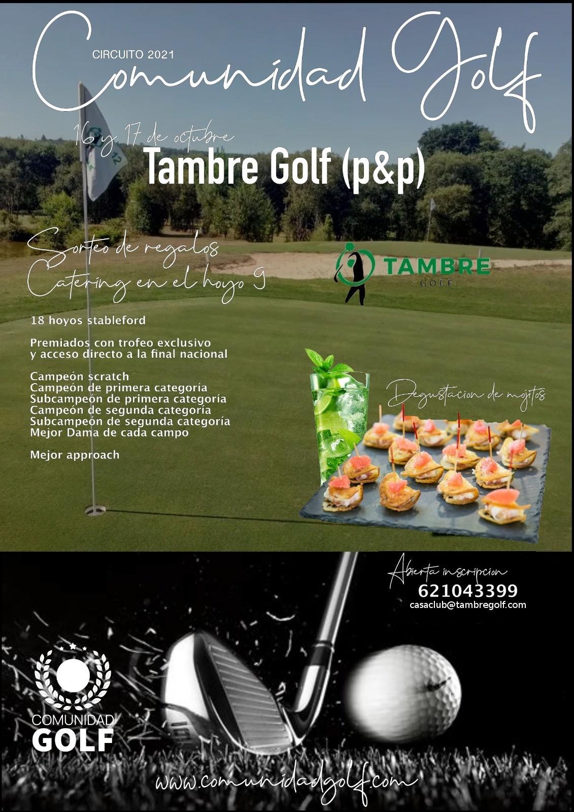 Circuito Comunidad Golf Tambre