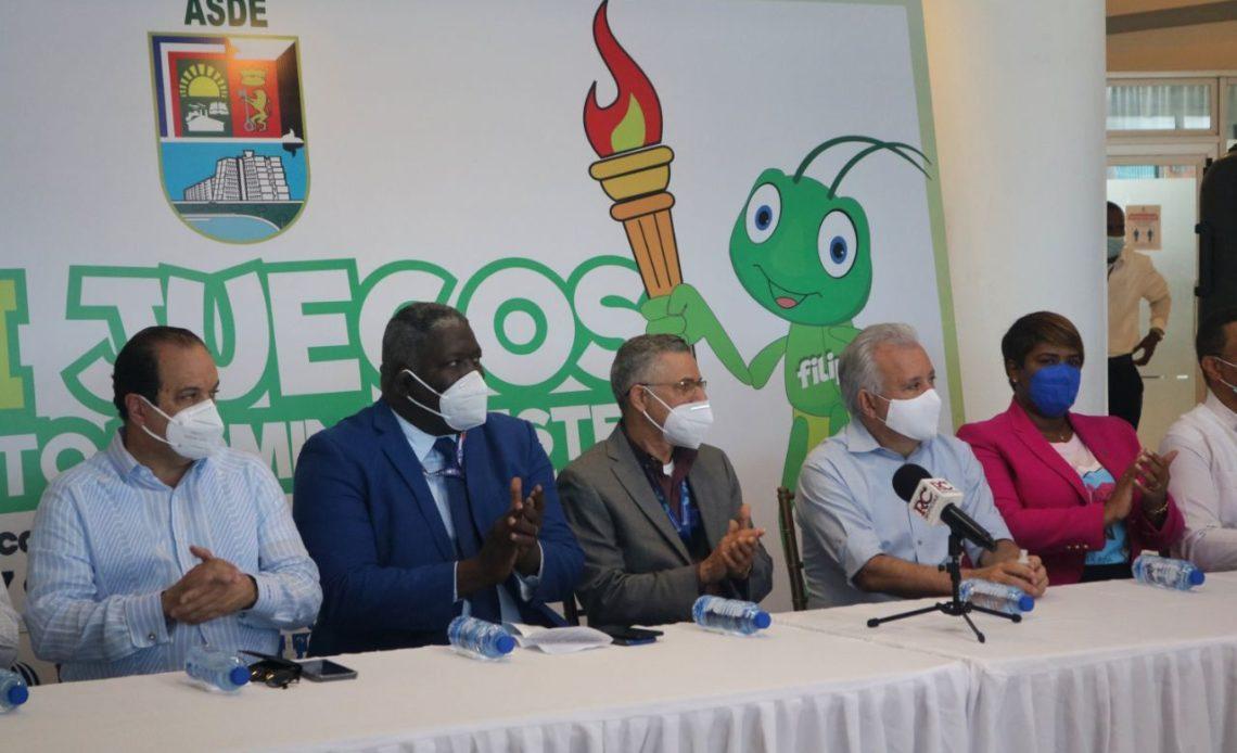Comité Organizador de los III Juegos Deportivos Santo Domingo Este