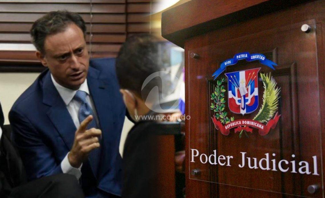 Poder Judicial y Jean Alain