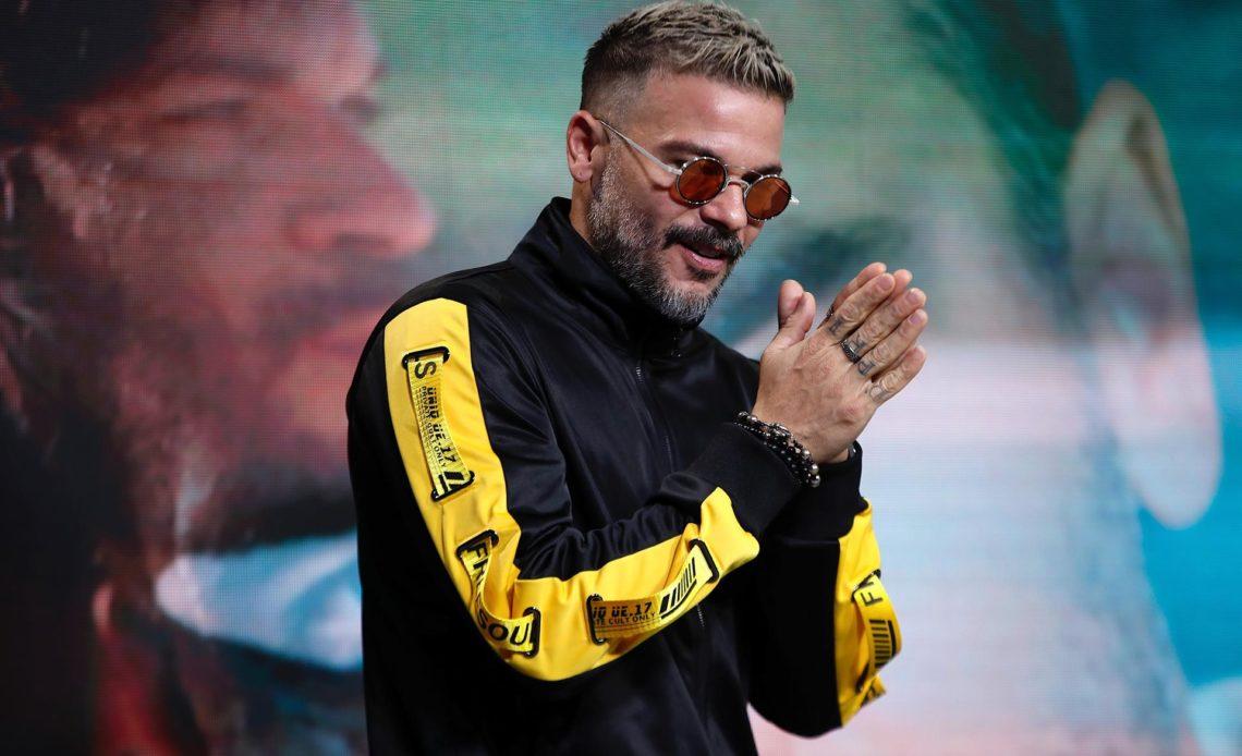 El puertorriqueño Pedro Capó se presentará en el evento Pedro Capó Live