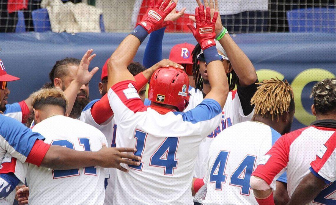 Mieses y Guzmán se integran a la selección de béisbol que competirá en Tokio