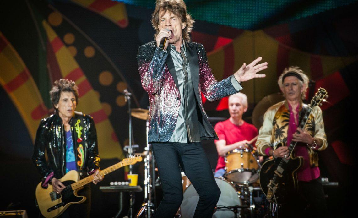 Los Rolling Stones dejan fuera su Brown Sugar de la gira en EEUU