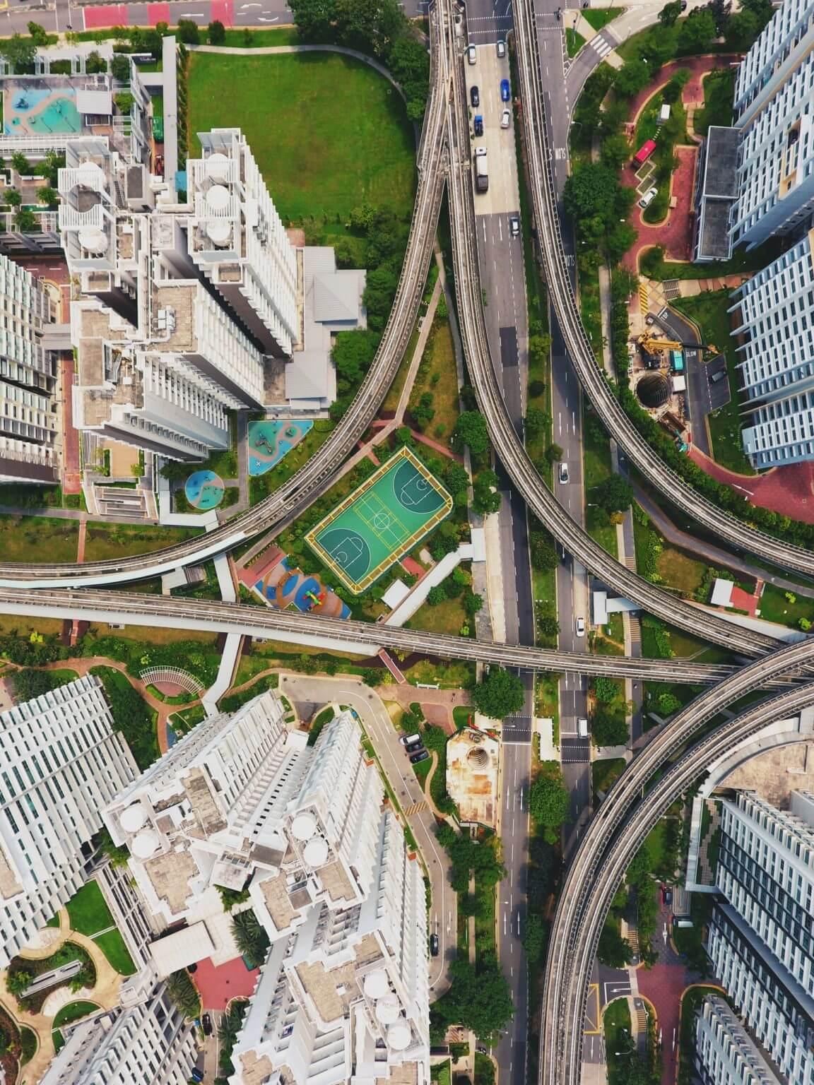 Singapore Urban TransformationsMasterplan on Central Region
