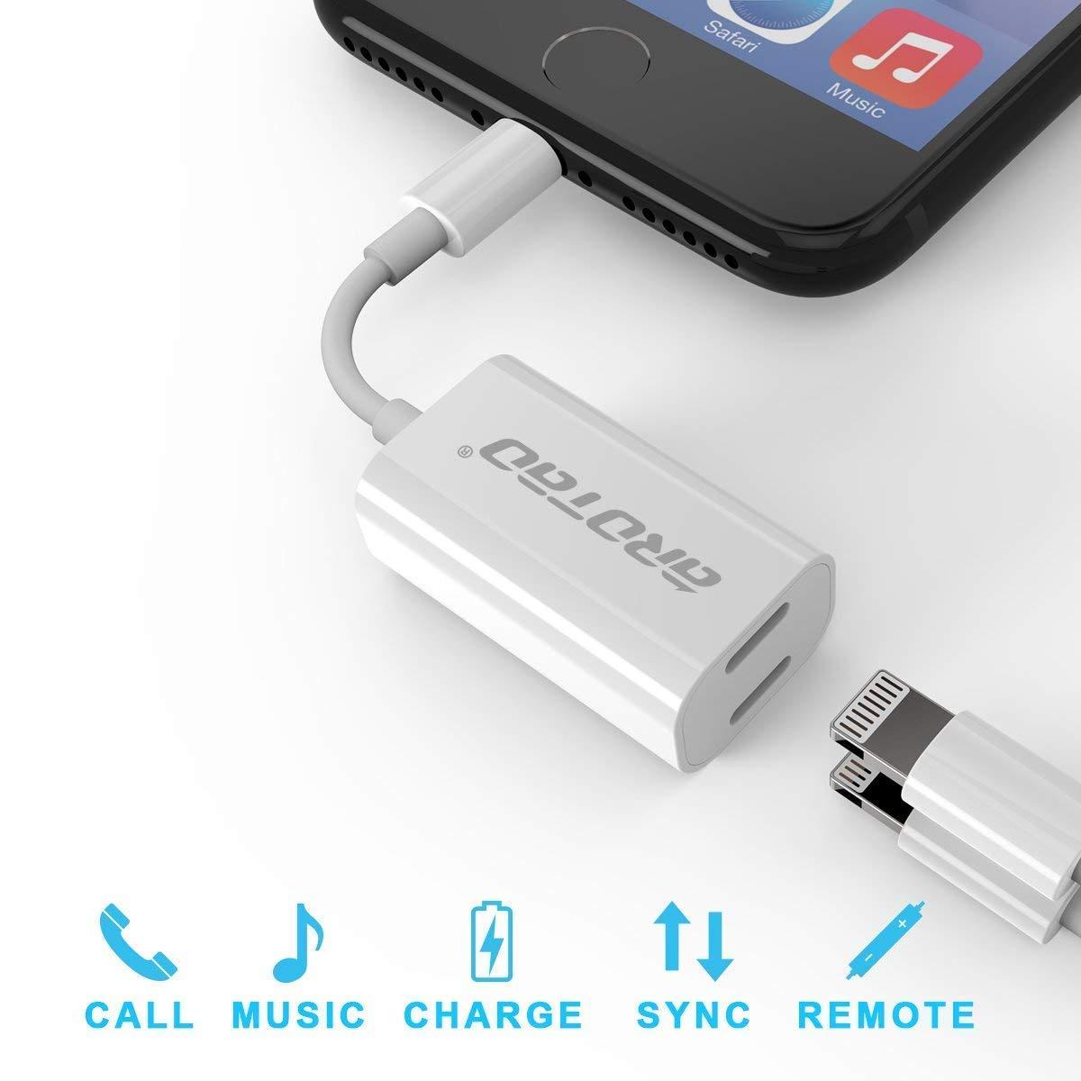 aROTaO iPhone Adapter