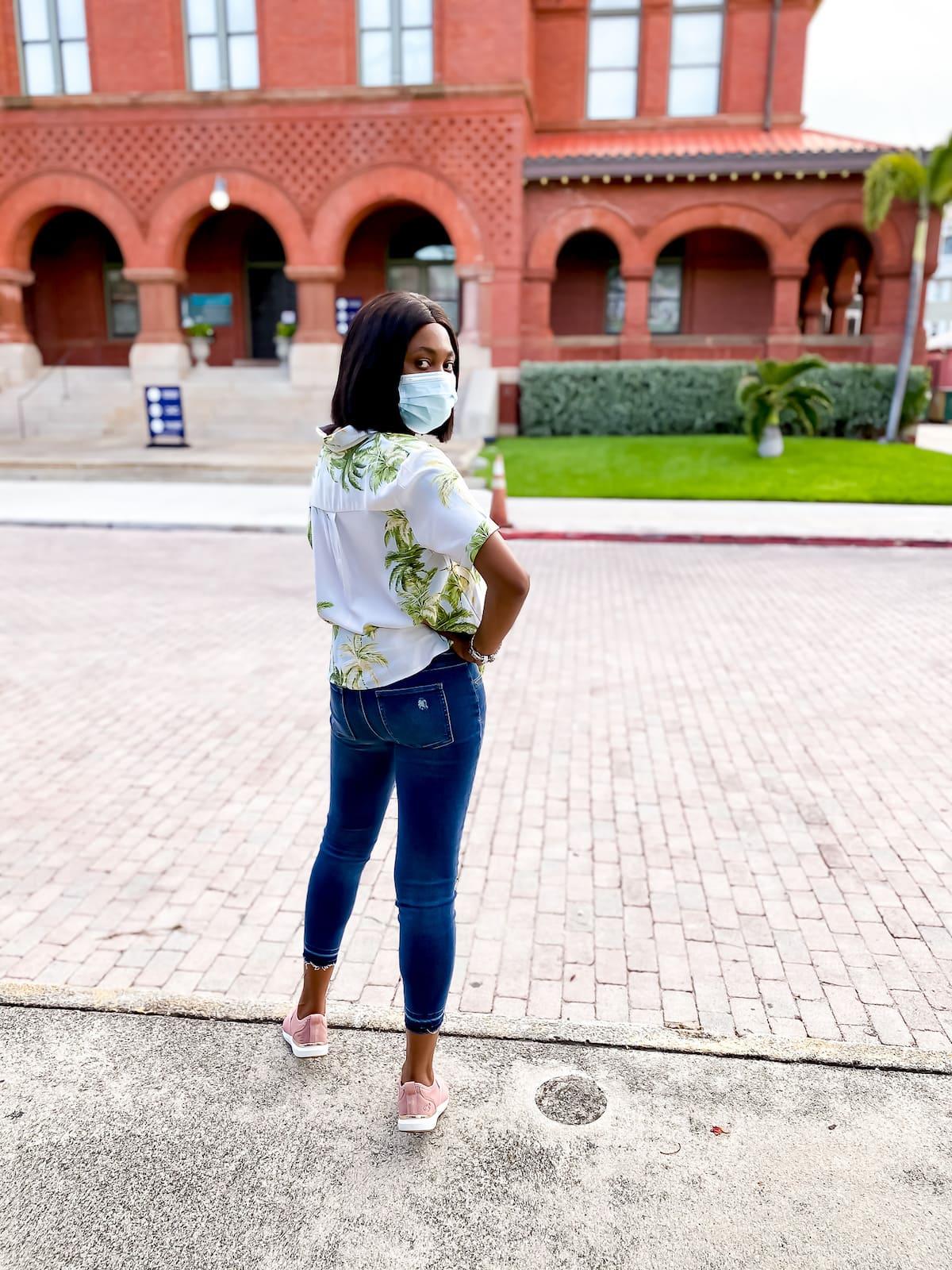 Amazon Prime Day Sneak Peek: 28 Palms Women's Loose-Fit 100% Silk Tropical Hawaiian Shirt