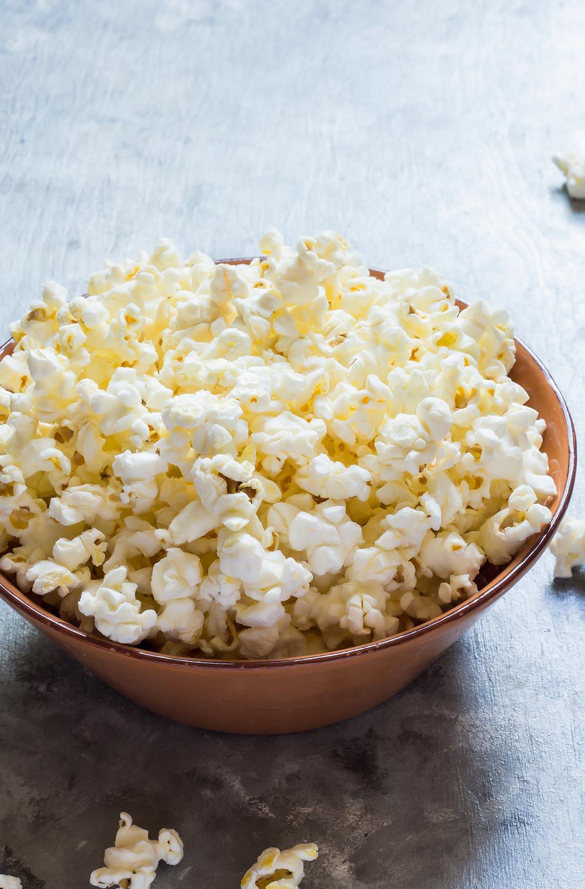 Bowl of Popcorn