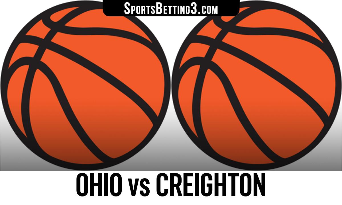Ohio vs Creighton Betting Odds