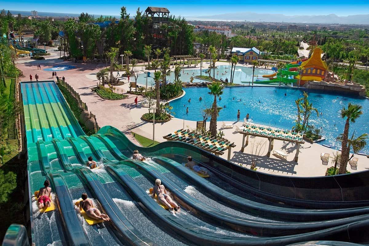 PortAventura Caribe Aquatic - Tarragona, Spain