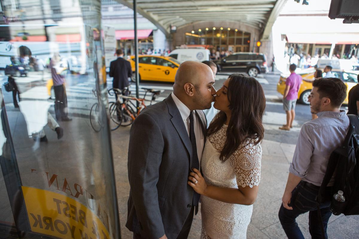 Photo 9 Wedding proposal at Cipriani Grand Central   VladLeto