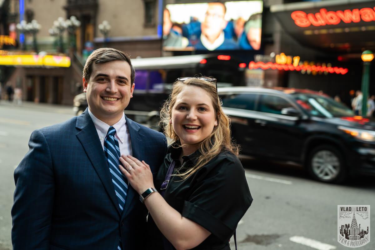 Photo 5 Times Square Billboard Proposal