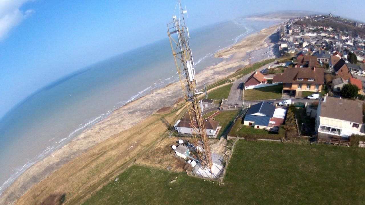 déploiement antennes-relais en juillet