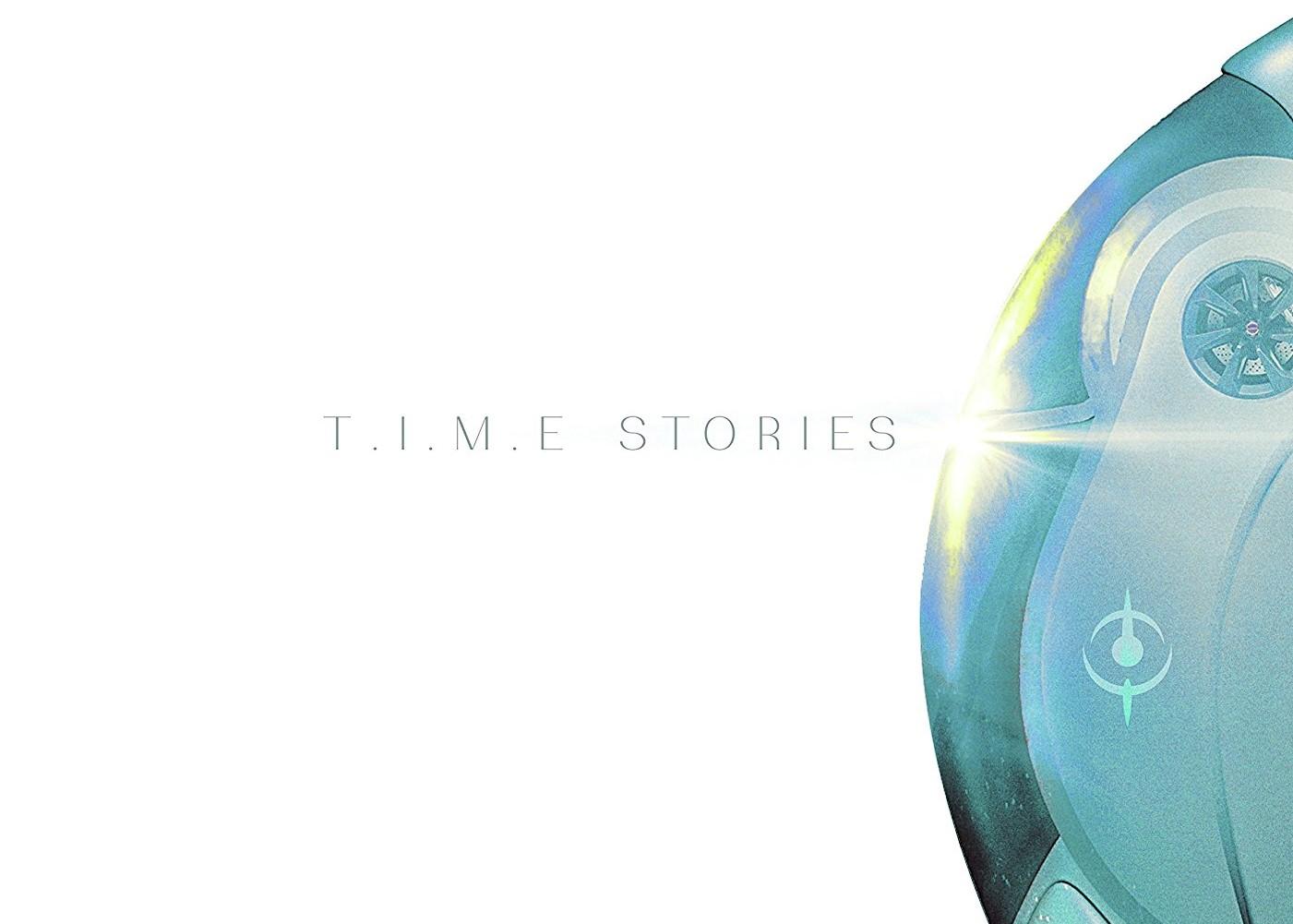 TIME Stories Brettspiel