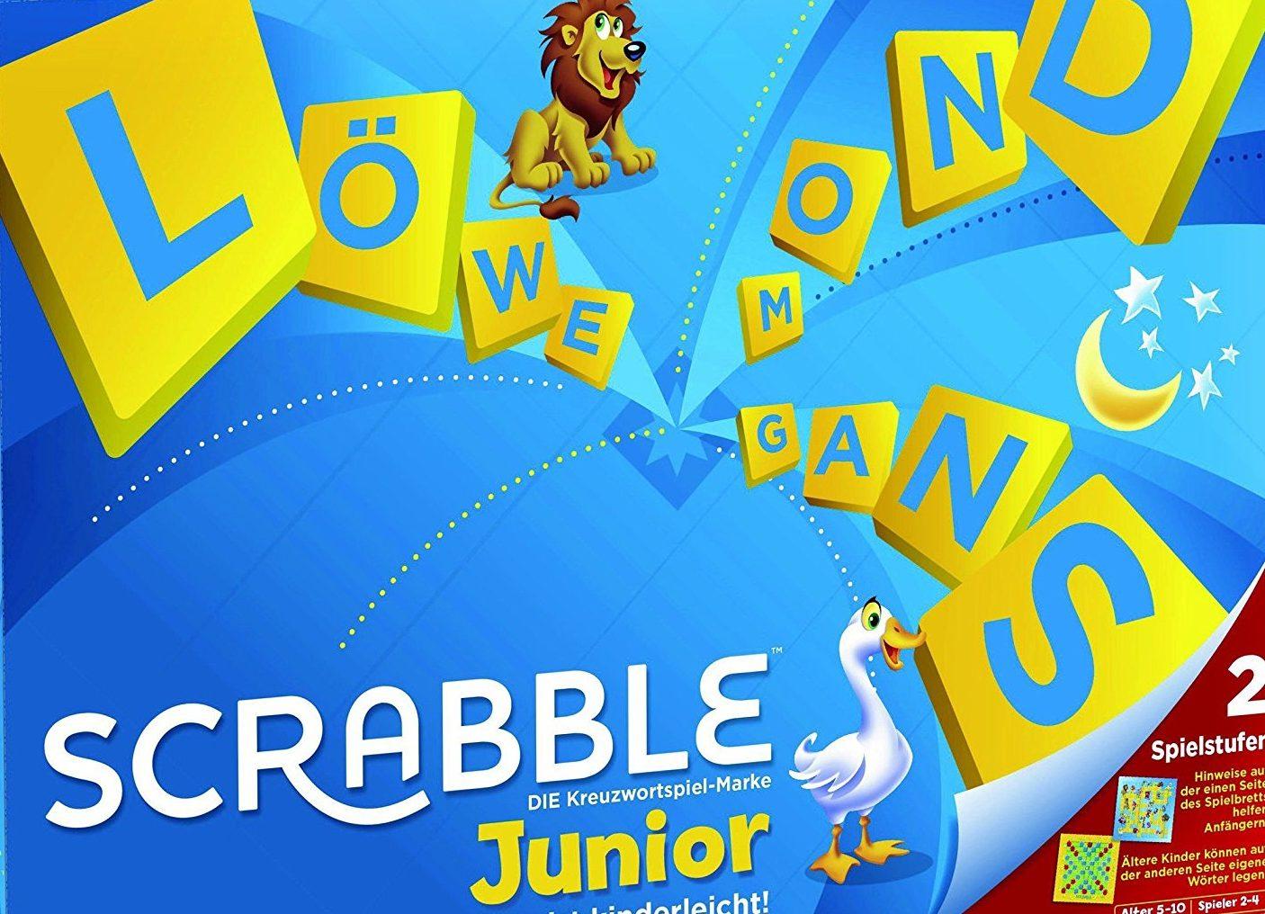 Scrabble Junior Brettspiel