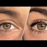 Réhaussement de cils avec soin botox en institut de beauté aux Pennes Mirabeau