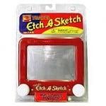 travel etch a sketch, travel toy, etch a sketch