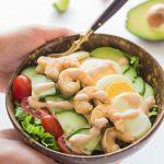 Shrimp Louie Avocado Shrimp Salad