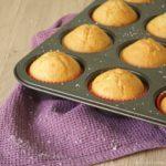 Muffin al cocco e yogurt bimby