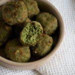 Polpette di carne e spinaci bimby