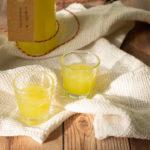 Liquore al bergamotto bimby