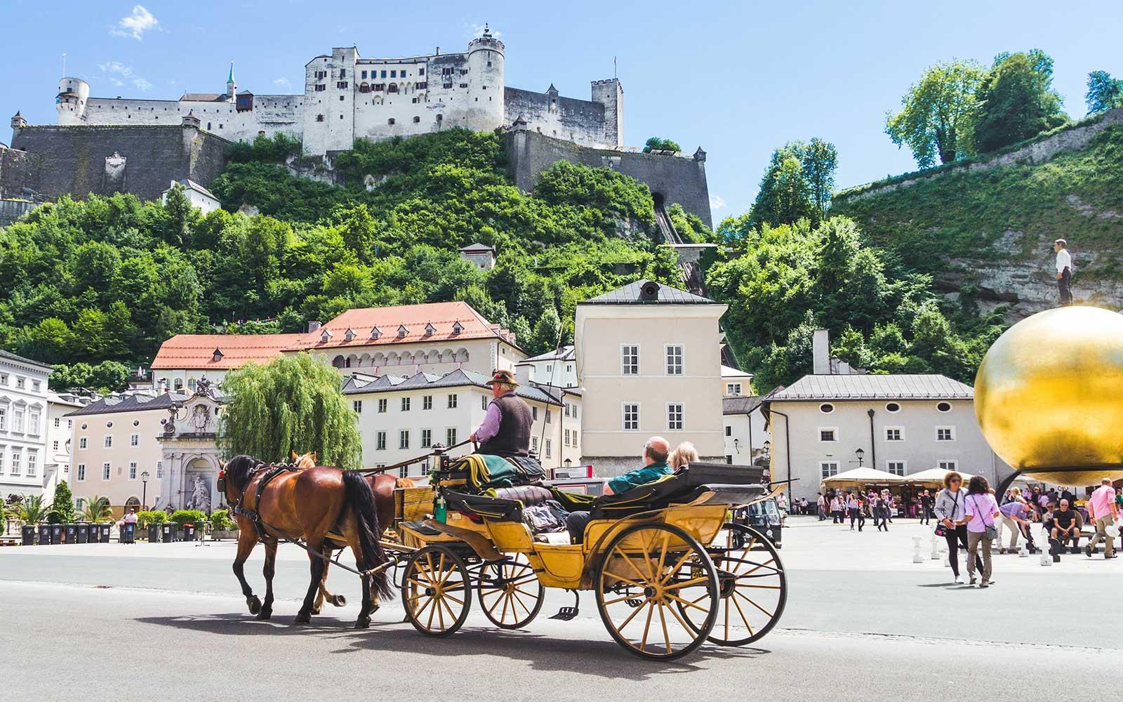 Salzburg Catering Sommer Heiraten 2020