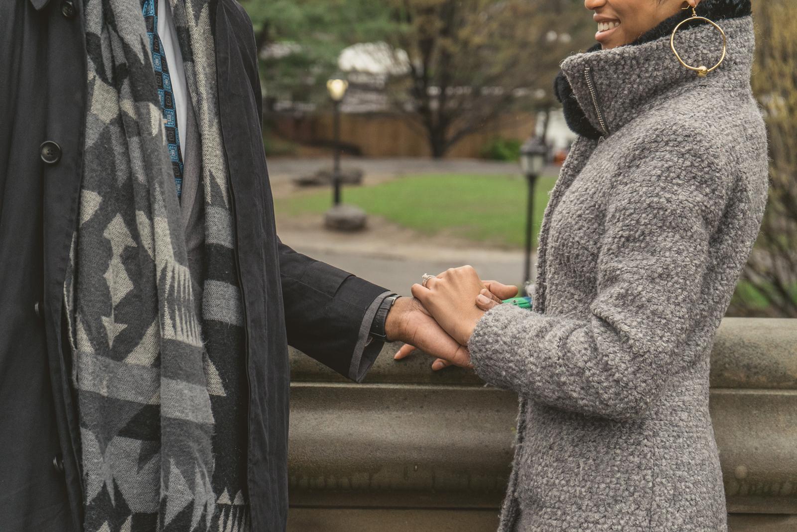Photo 15 Pine Bank bridge Central Park Marriage Proposal   VladLeto