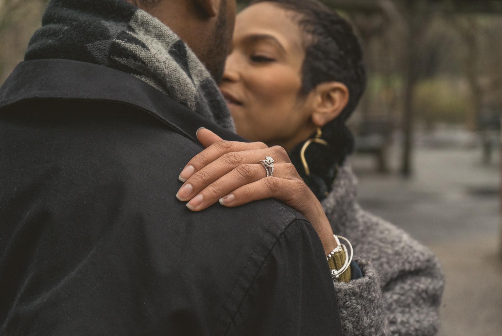 Photo 16 Pine Bank bridge Central Park Marriage Proposal   VladLeto