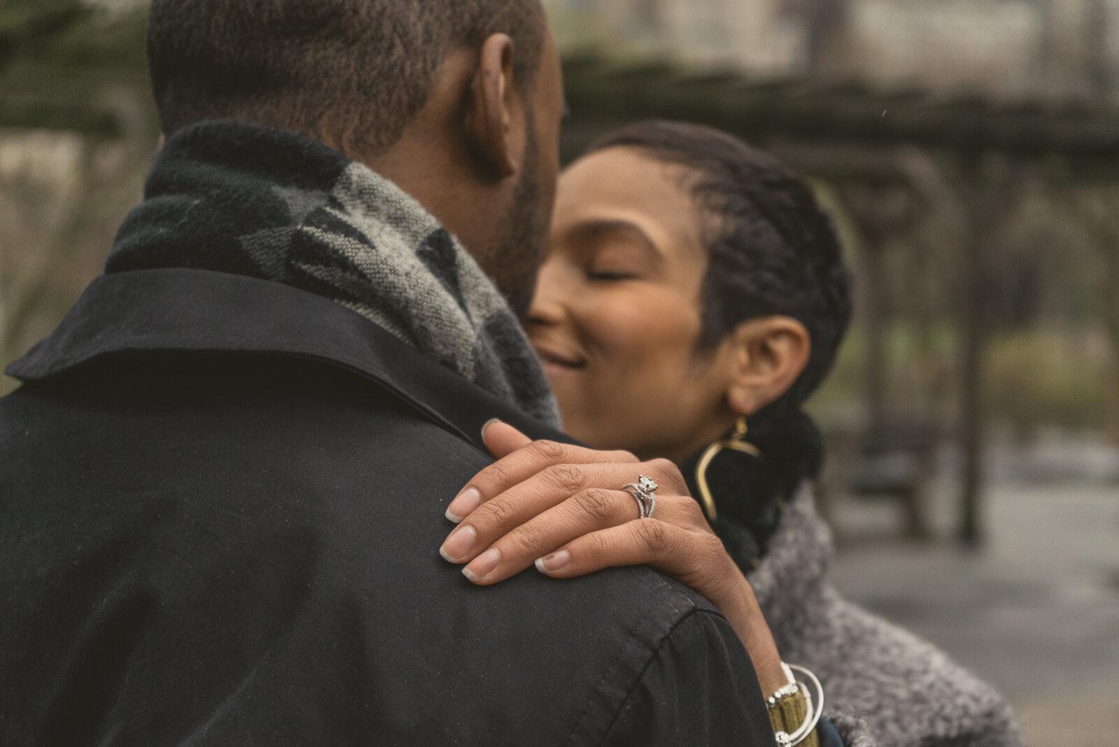 Photo Pine Bank bridge Central Park Marriage Proposal   VladLeto