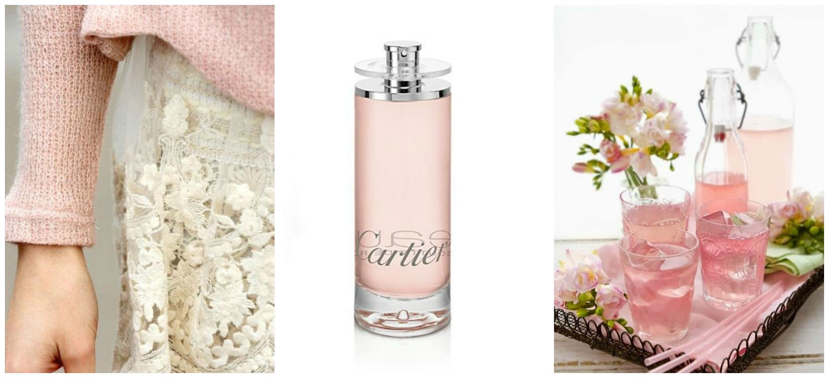 Goutte de Rose Cartier perfume review
