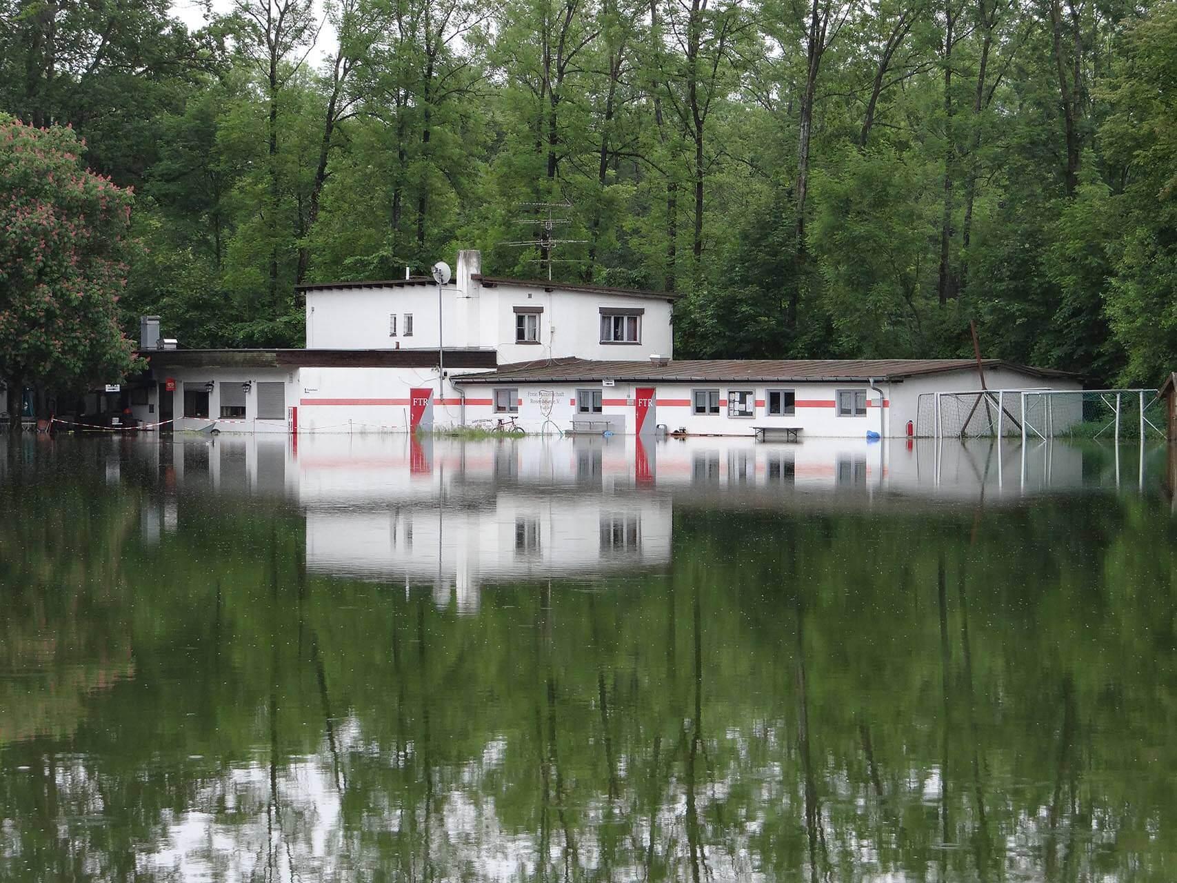 klima center wasserschaden gebäude - Wasserschadensanierung