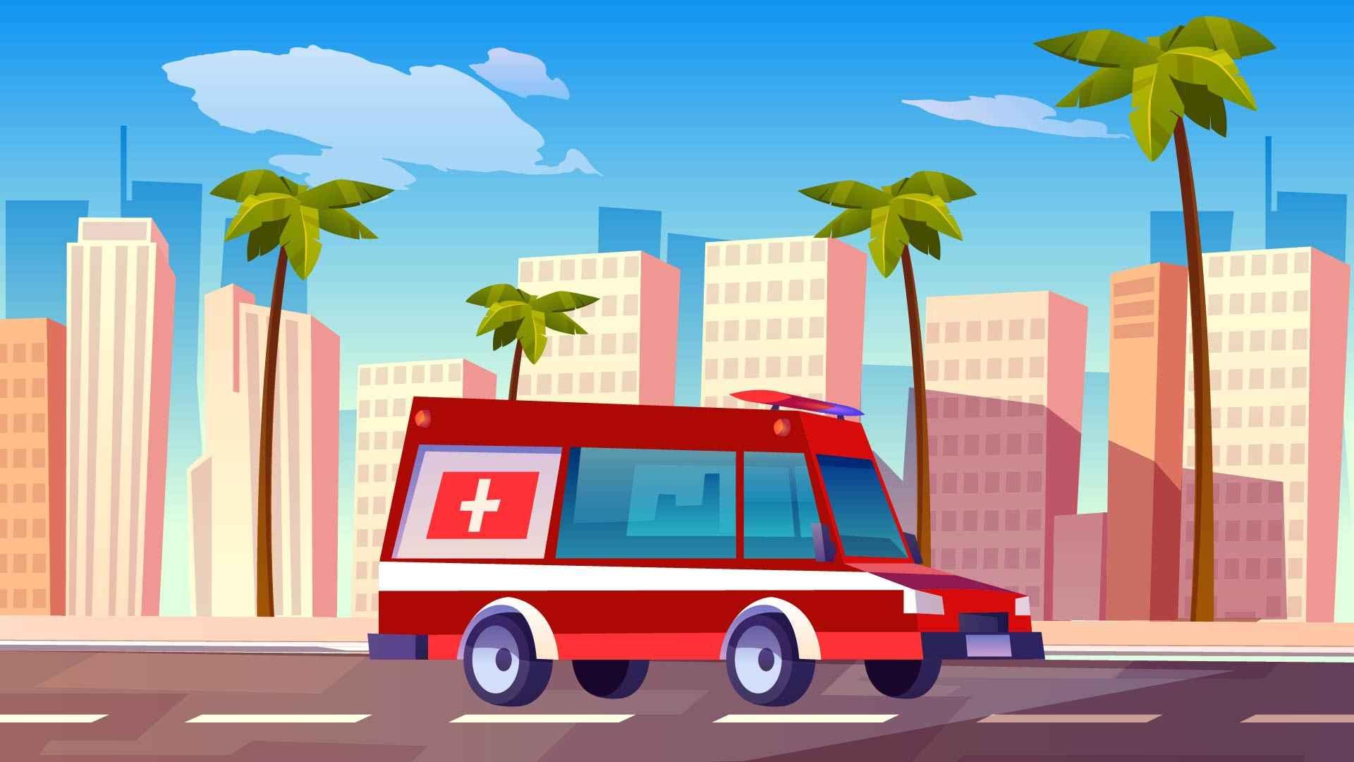 Car - animated image