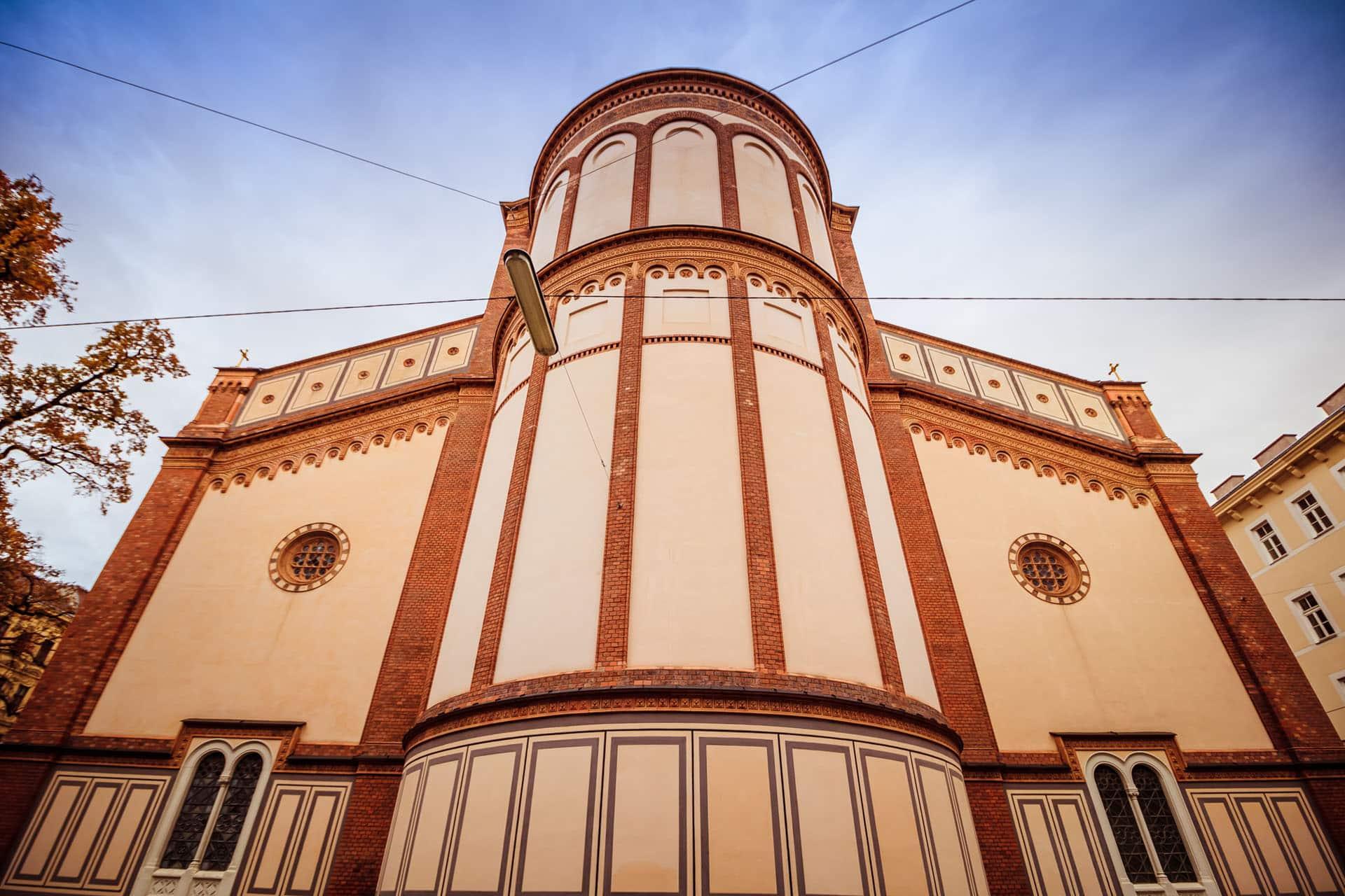 Die Altlerchenfelder Pfarrkirche, Schlüsseldienst Wien