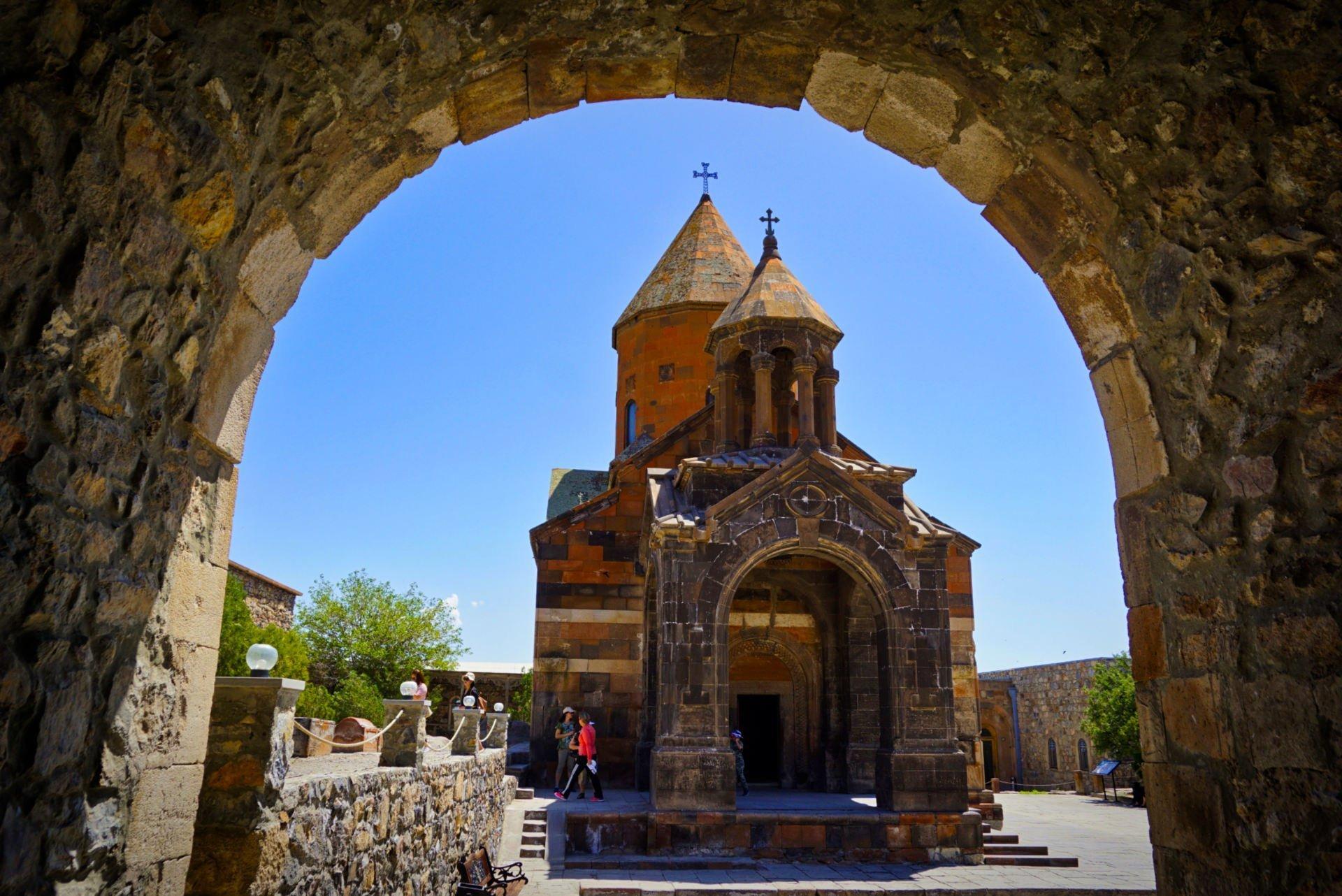 Khor Virap, Armenia - Experiencing the Globe