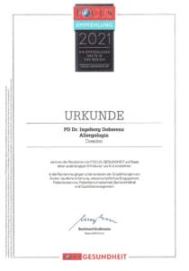 PD Dr. med. habil. Ingeborg Doberenz 2
