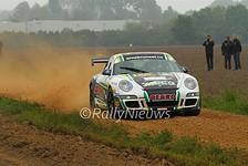 Degro - Porsche 997 GT3 - Sezoensrally 2015