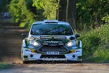 Henk Vossen & Sander van Barschot - Ford Fiesta R5 - ELE Rally 2017