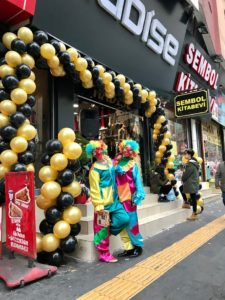 Diyarbakır Balon Süsleme Organizasyonu