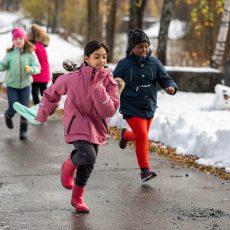 FORUT Skoleløpet vinterstid