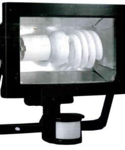 Flood Light 1 x E27 With Sensor