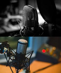 micrófonos de condensador en audio10
