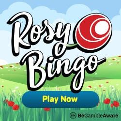 Rosy Bingo Casino   £40 free bonus and 67 free spins   Review