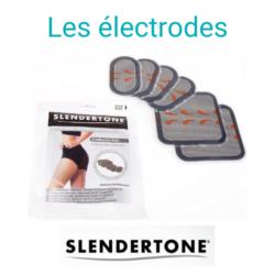 trouver les électrodes de remplacement slendertone