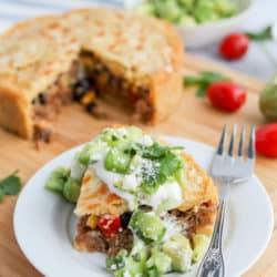 Instant Pot Easy Tamale Pie