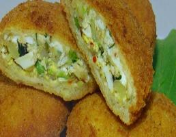 Chicken Bread Patties