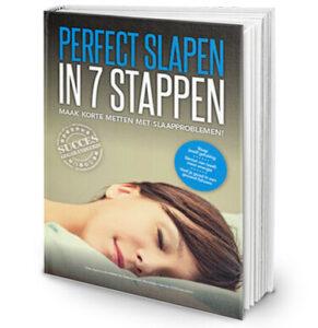 boek 7 stappen perfect slapen